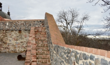 Rekonstrukce navrátila bastionu jeho půvab