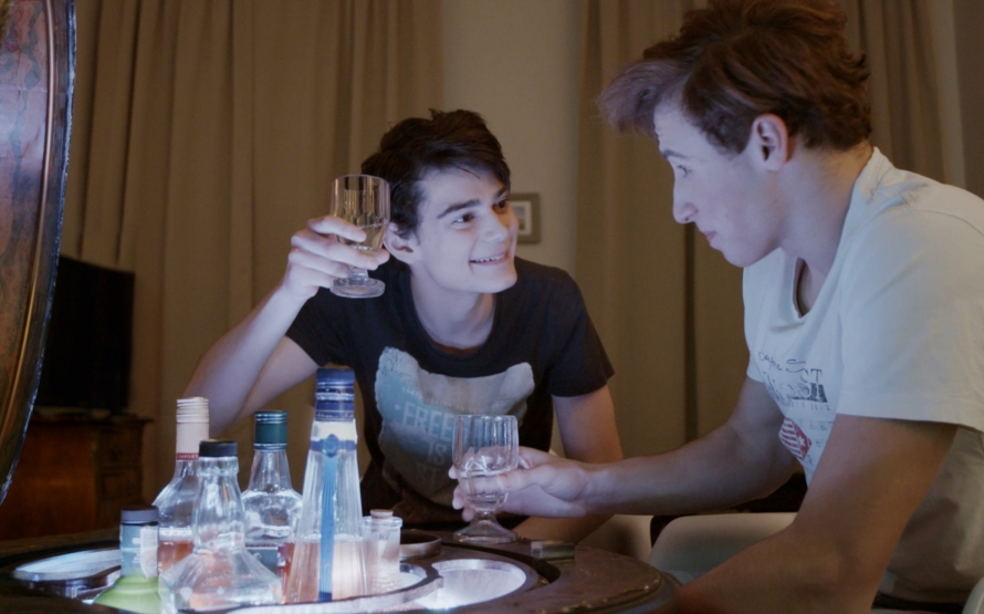 Mladý Trojan v zajetí závislosti na alkoholu