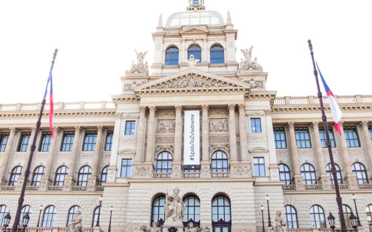 Národní muzeum můžete navštívit online