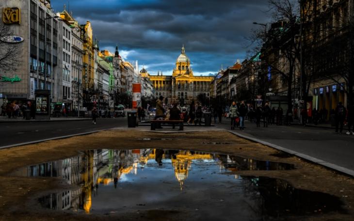 Dvě tváře Prahy ve fotografii