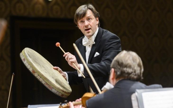Oslavte Nový rok s Českou filharmonií
