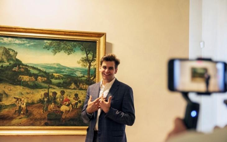 Poznejte historii a krásu muzea Lobkowiczkého paláce