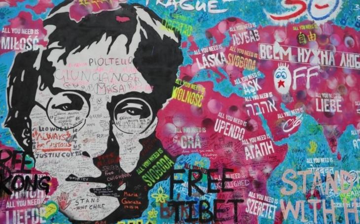 John Lennon vás sleduje…