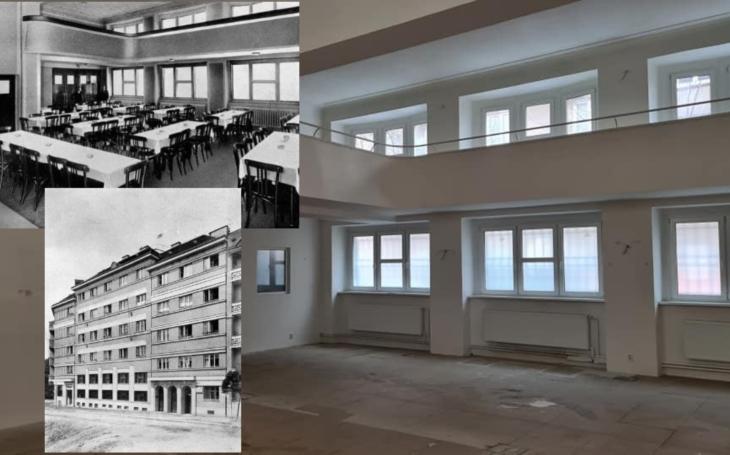 V domě, kde žil Eduard Štorch, se opět usídlí slavní spisovatelé