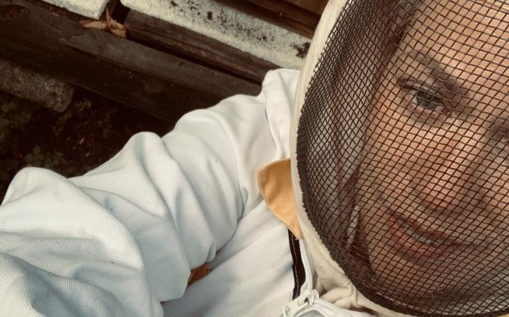Eva Daniela Cvik: Pokud zmizí ze země včely, zbývají lidem jen čtyři roky života