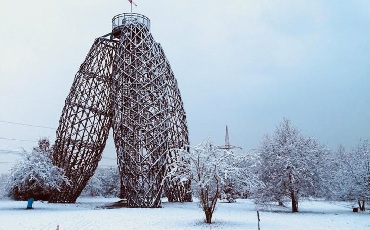 Ojedinělá rozhledna, která bojovala o cenu Evropské Unie za současnou architekturu