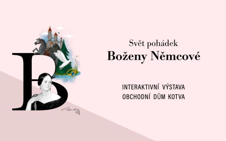 V Kotvě na vás čeká pohádkový svět Boženy Němcové