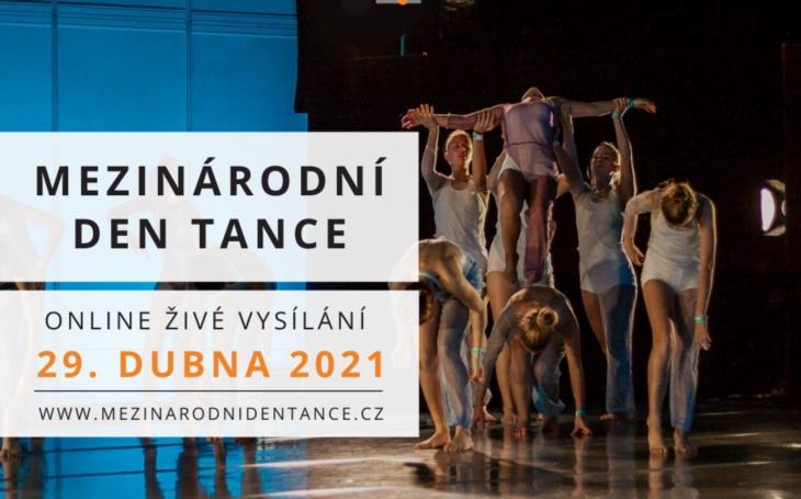 Den tance se bude oslavovat opět on-line