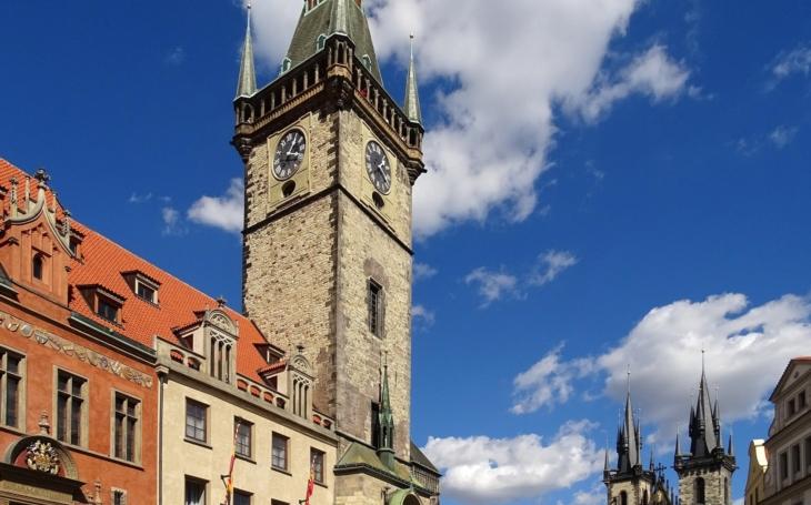 Pražské věže a rozhledny se otevírají veřejnosti